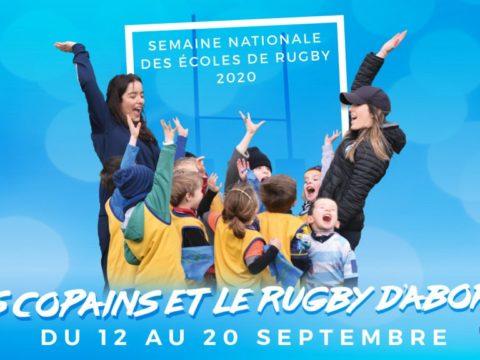 Semaine des Ecoles de Rugby
